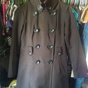 Jones New York Thick Warm Trench Coat